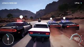Need for speed Payback: Ford Mustang de La Catrina