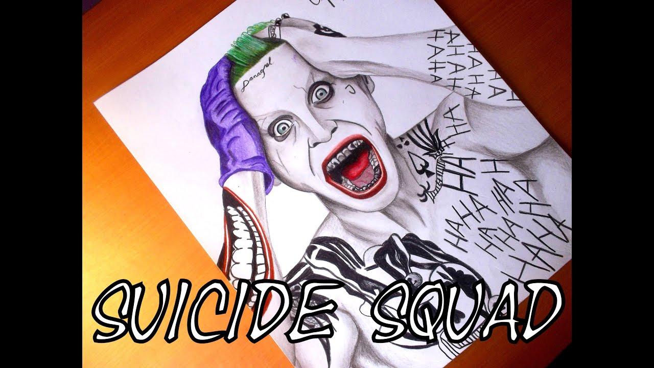 Dibujo Joker  ARTificado  YouTube