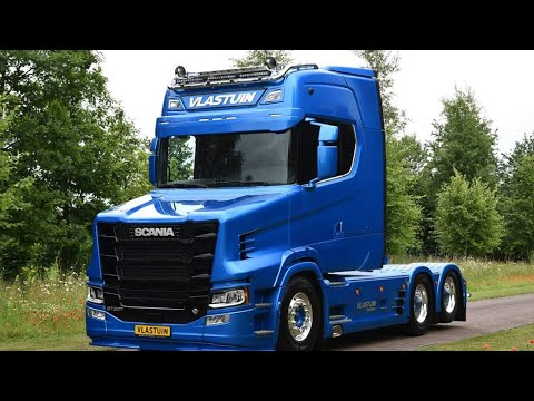 NEW NEXT GEN SCANIA T-CAB RELEASE T730