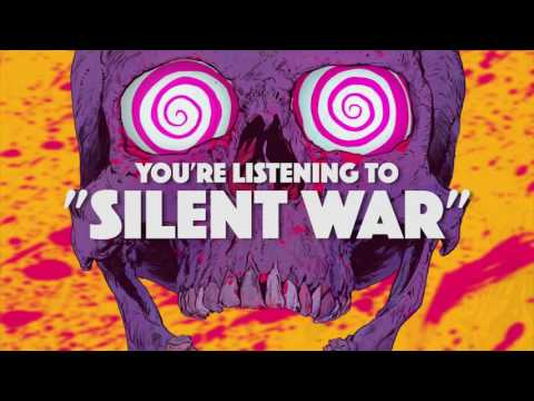 THE CHARM THE FURY - Silent War (OFFICIAL TRACK)