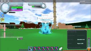 how to do a ki glitch in:dragon ball final adventure:roblox