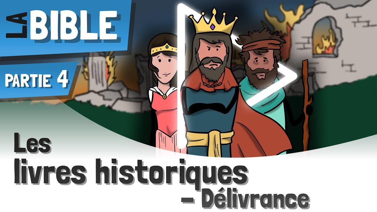 Les Livres Historiques De La Bible | Un Bref Aperçu - EP4