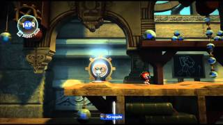 LittleBigPlanet 2 Review HD [GigaBoots]