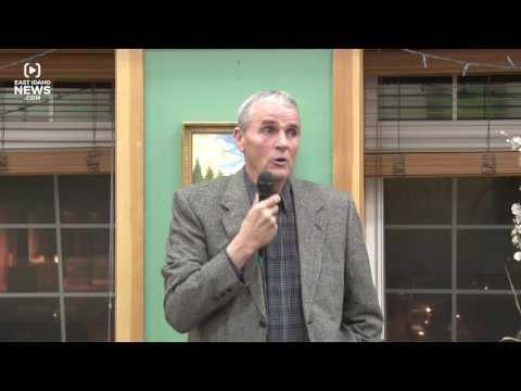 Teton County Commissioner debate Mark Ricks & Bob Heneage