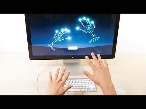 Sensor Leap Motion, controla tu ordenador con gestos