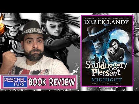skulduggery-pleasant:-midnight---book-review