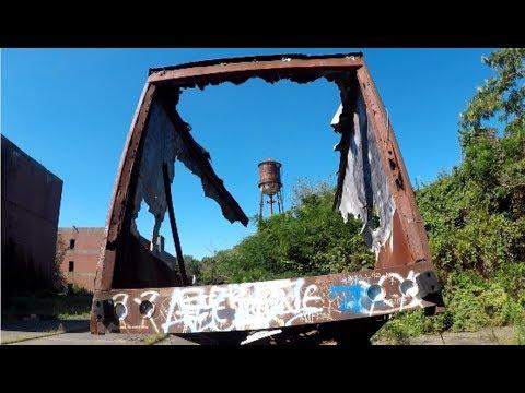 Abandoned Whiskey Distillery & Warehouse in Pennsylvania!!