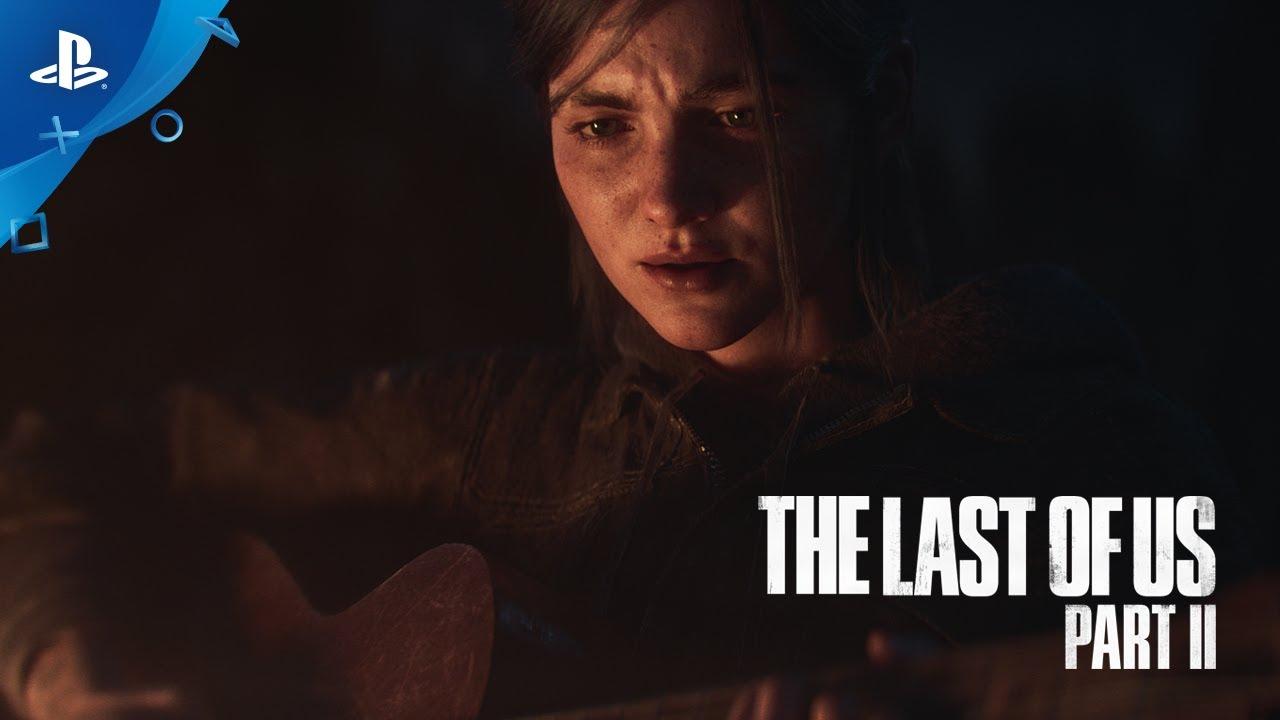 PS4《The Last of Us Part II》官方加長版宣傳影片