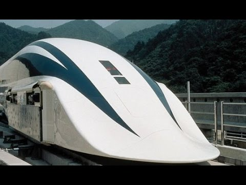 Fastest Train in the World Ever Made - Full Documentary