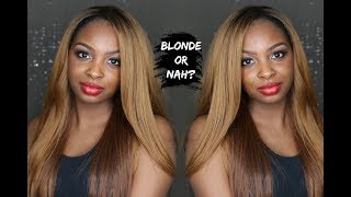 BLONDE?! | DIVATRESS It's A Wig |