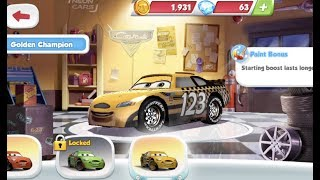 Playing Cars: Fast as Lightning-1-8-Golden Champion!