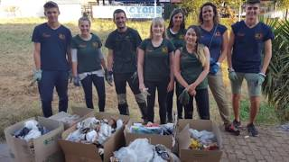 LEO Africa's volunteers making a difference in the local town