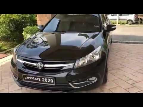 Kereta rasmi Perdana Menteri Tun Dr Mahathir Proton 2020