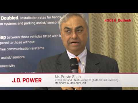 Special Interview with the award recipients at J.D. Power 2015/ 16 India Awards Ceremony