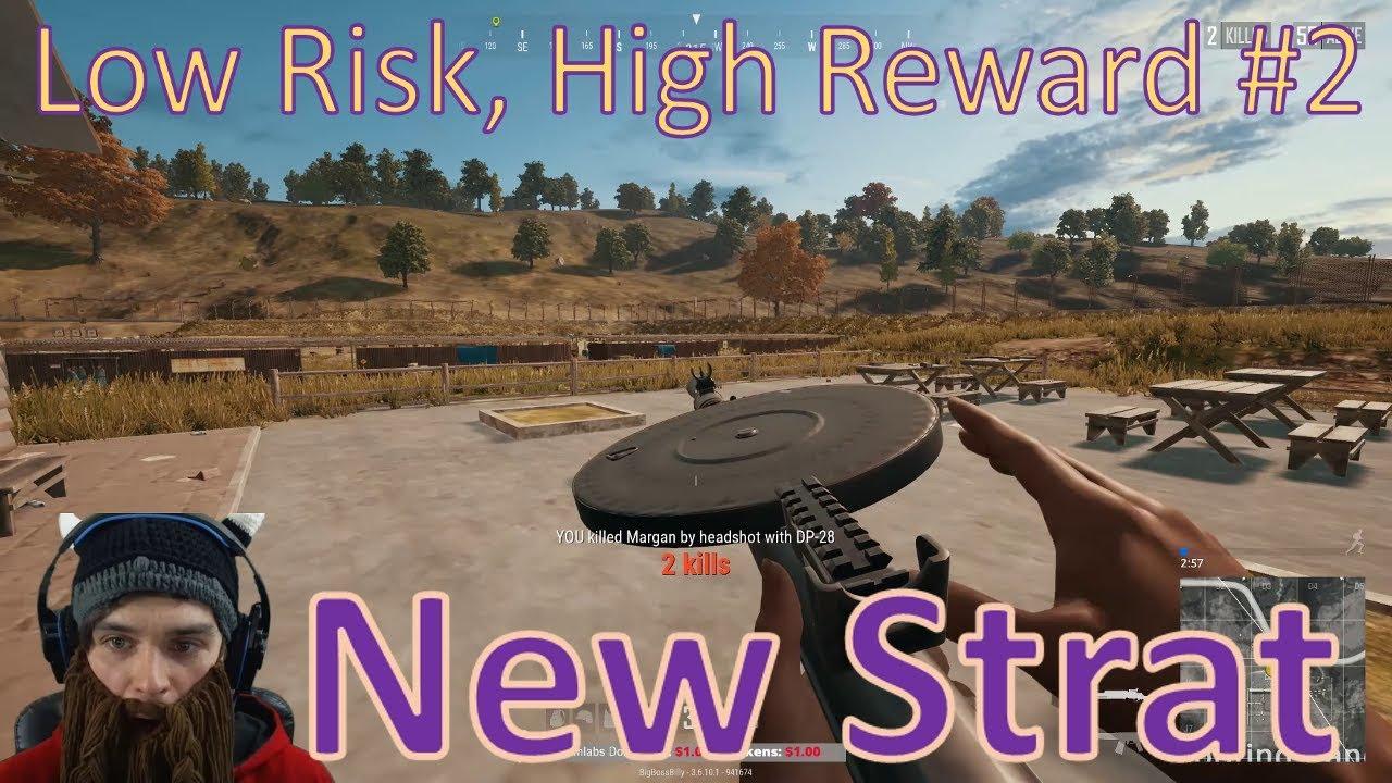 Shooting Range Strats Pubg Looting Trick Youtube
