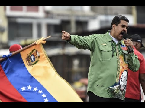 Venezuela Election 'Has No Credibility': Human Rights Watch