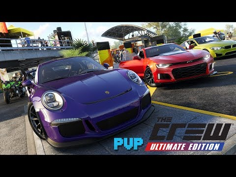 "The Crew ""ULTiMATE EDiTiON"" (PVP) PART 38 ... 