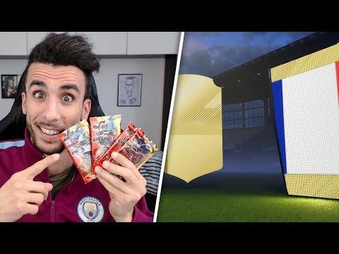 OGNI 83+ APRIAMO UN PACCHETTO ADRENALYN XL 2018!! | PREMI FUT CHAMPIONS | FIFA 18 [ITA] + FUTGALAXY