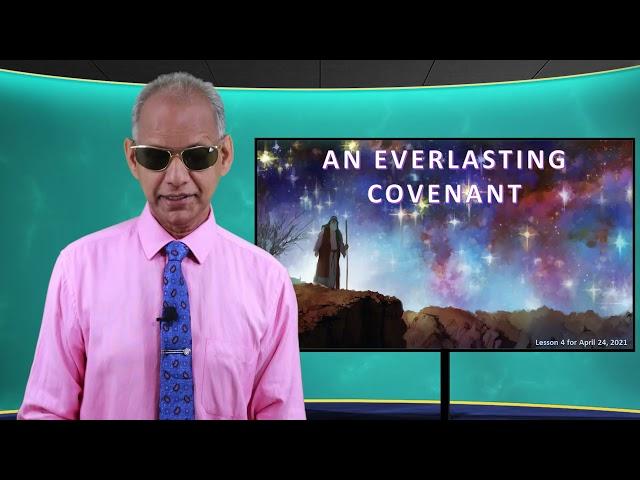 English Sabbath School 4th Lesson | An Everlasting Covenant | Professor Sharath Babu