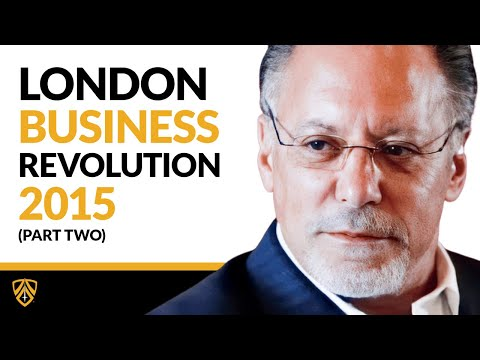 Jay Abraham at London Business Revolution 2015  (Part Two)