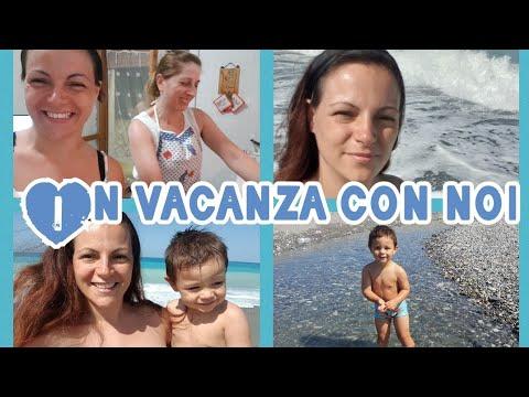 Vlog/vacanza In Calabria/in Cucina Con Zia Grazia