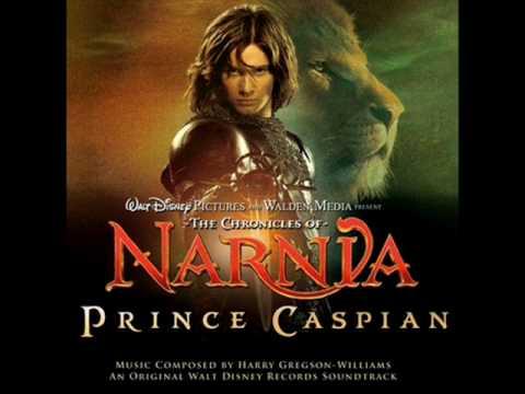 16. Lucy - Hanne Hukkelberg (Album: Narnia Prince Caspian)