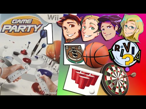 Download Game Party: Well This is a Game I Suppose - EPISODE 1 - Friends Without Benefits