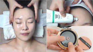 [제품협찬]피부관리ASMR 집에서 홈에스테틱 물광피부 …