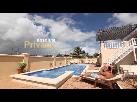 Little Bay House - Barbados Luxury Villa Pool & Spa - Cliff Top Near Crane Beach