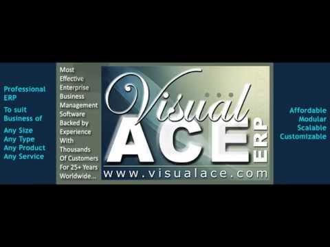 Visual ACE Enterprise Business Management Software