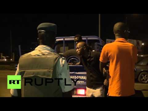 Mali: EU military mission HQ attacked by gunmen
