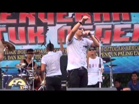 Tipe X - Sakit Hati (Live at Mayday Fiesta 2014 FSPMI Purwakarta)