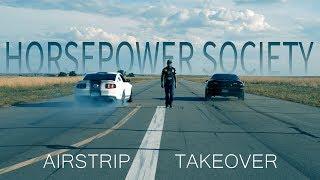 HP Society Airstrip Takeover (4K)