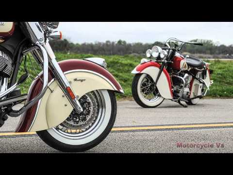 Indian Chief Motorcycle Paint Colors