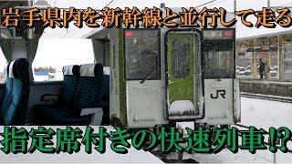 【新幹線と並行して走る指定席付きの快速】快速はまゆりに乗ってみた