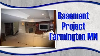 """basement Finishing Farmington"" - By Creative Carpentry"
