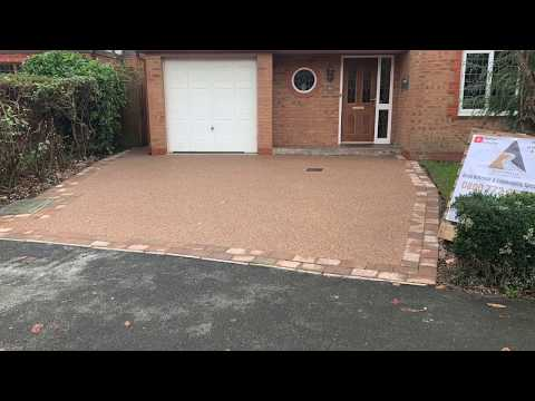 Blackpool, Lancashire Resin Driveways Installed By Resin Install.