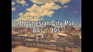 Indonesian City Pop (Pop Urban / Pop Kreatif / Jazz ) 80s