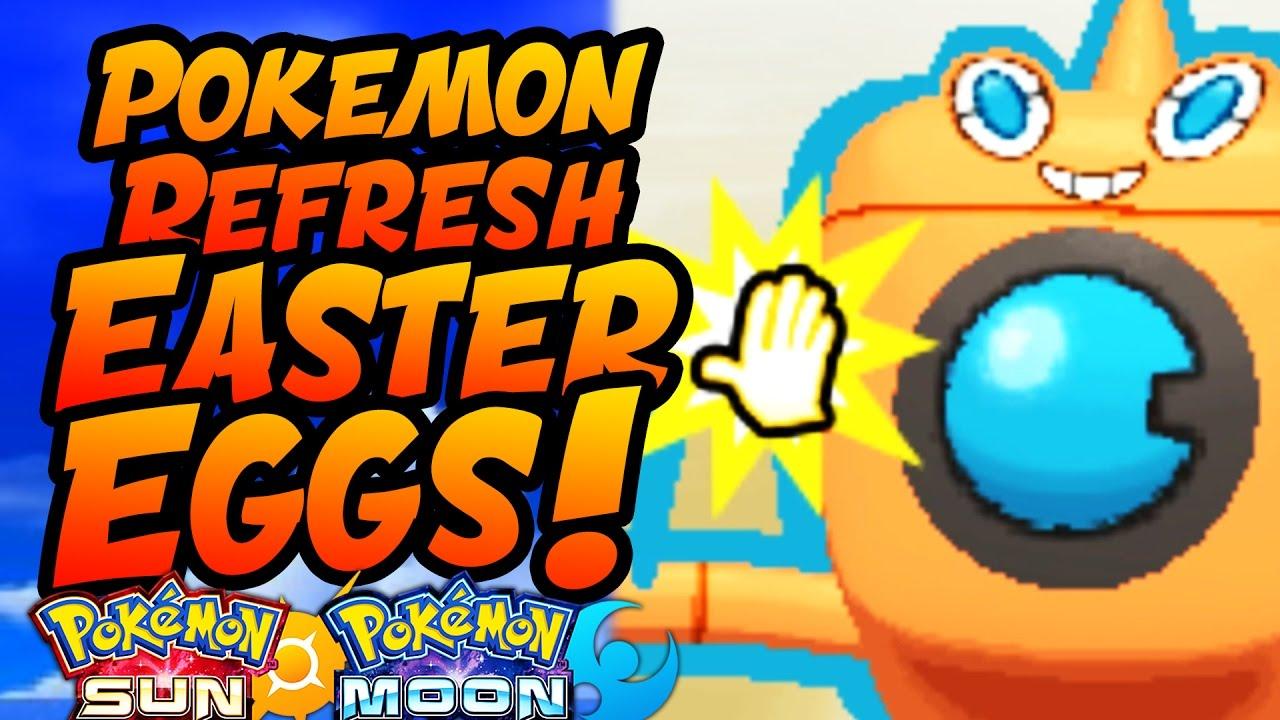 how to get pokemon egg in pokemon moon