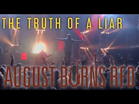 [4K] August Burns Red - The Truth of a Liar (live in London)
