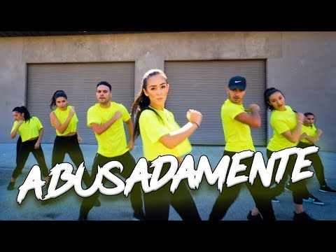 MC Gustta e MC DG - Abusadamente(Dance Video) Choreography | MihranTV