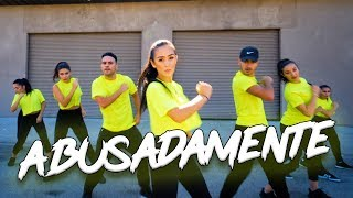 MC Gustta e MC DG - Abusadamente  (Dance) Choreography | MihranTV