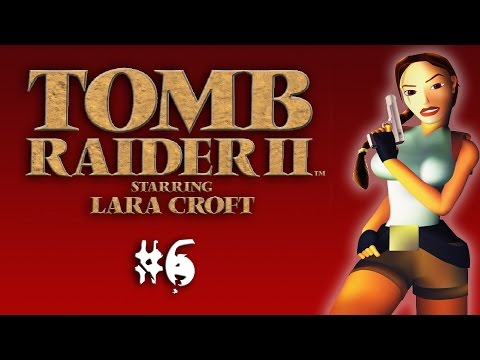 Tomb Raider 2 - Walkthrough Part 6: Offshore Rig