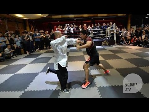 Tai chi master's defeat to MMA fighter sparks kung fu debate