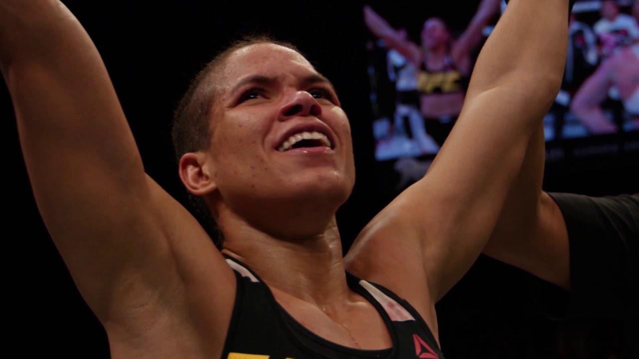 Amanda Nunes - Journey to UFC Champion