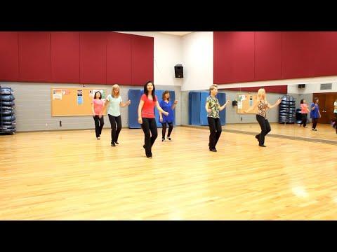 Subeme La Radio - Line Dance (Dance & Teach in English & 中文)