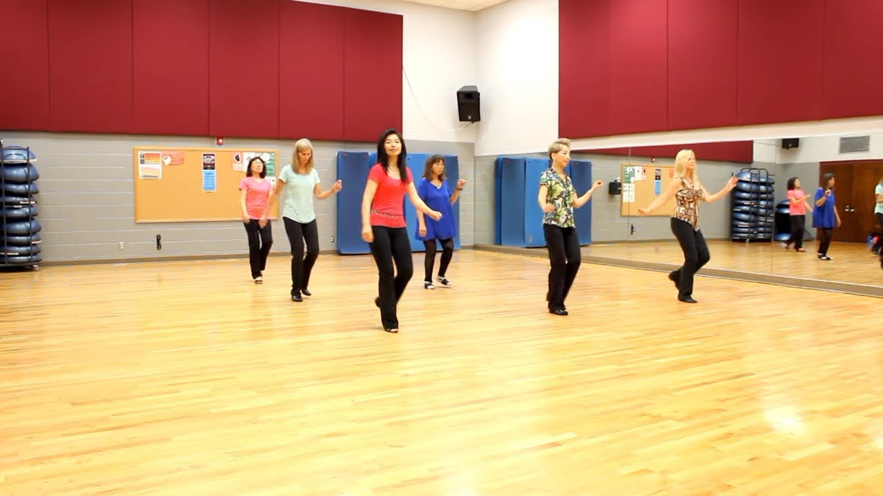 Subeme La Radio - Line Dance (Dance & Teach in English & 中文)