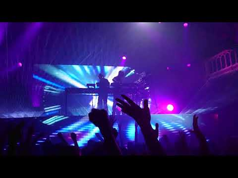 Orbital - Chime/Where is it going (live at ADE; Paradiso, Amsterdam)