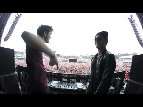 "Turn The Fucking Bass Up! Martin Garrix & Bassjackers Drop ""Bassjackers & MAKJ - DERP"""
