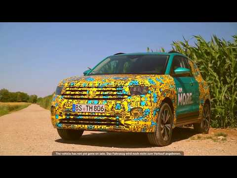 Volkswagen T-Cross: Sneak Peek
